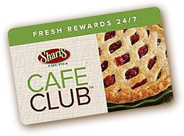 image of loyalty club card