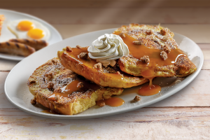Cinnama-Sation French Toast Combo Image