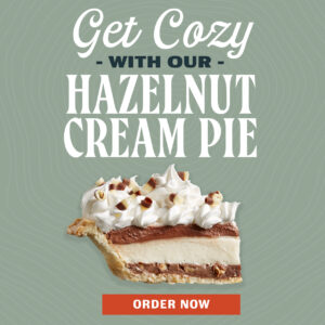 Get Cozy with our Winter Pies. Limited time only! Order now